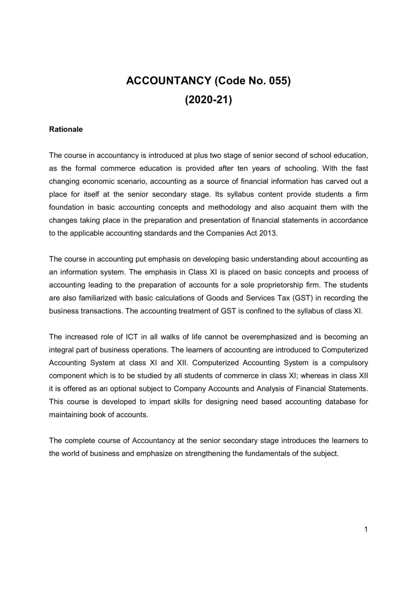 Accountancy Sr.Sec 2020 21 01