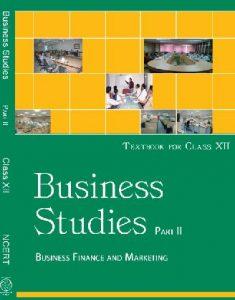 BUSINESS STUDIES 2 XII