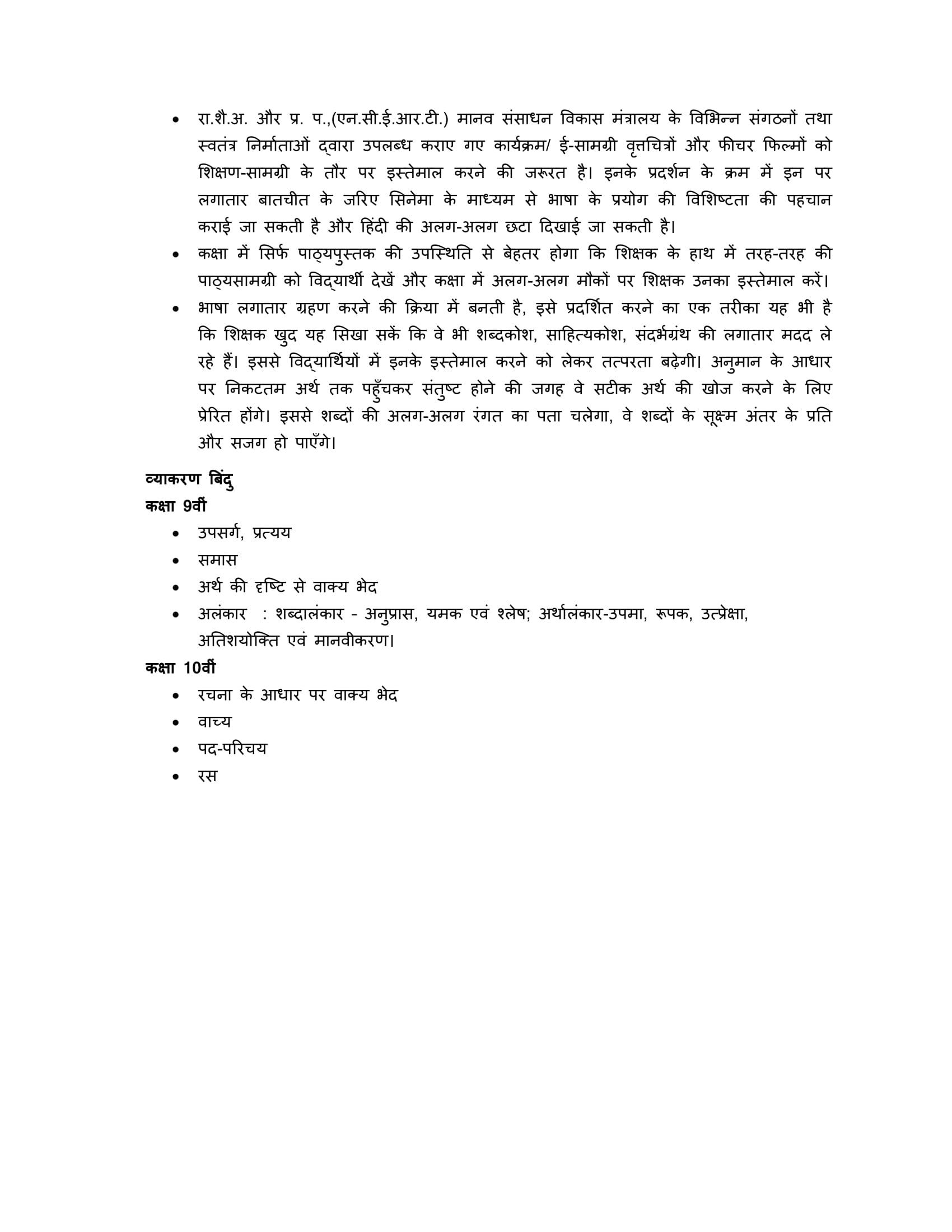 Hindi A Sec 2020 21 class 9 10 03