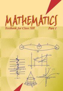 NCERT Book for Class 12 maths part 1