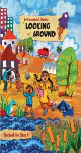 NCERT Book of Looking-Around-EVS-5 for Class 5