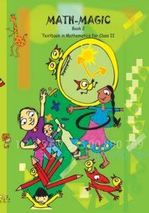 NCERT Book of Math Magic 2 for Class 2