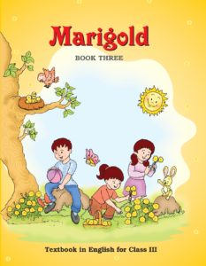 NCERT Book of English Marigold 3 for Class 3