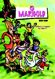 NCERT Book of English - Marigold for Class 4