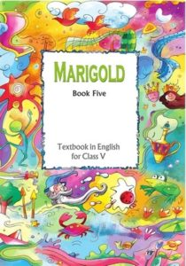 NCERT Book of English - Marigold 5 for Class 5