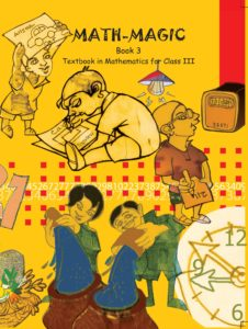 NCERT Book of Math-magic 3 for Class 3