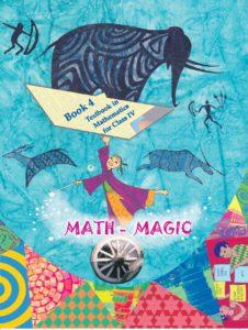 NCERT Book of Math Magic 4 for Class 4