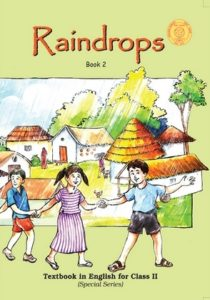 NCERT Book of English Raindrops 2 for Class 2