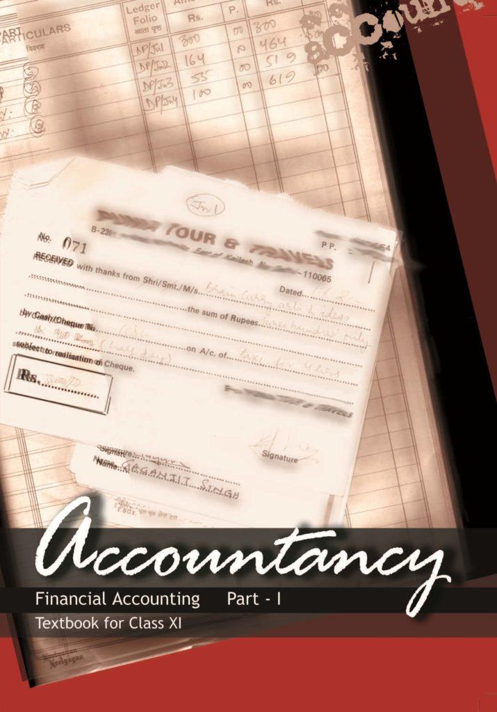 Accountancy part 1 Class 11