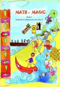 NCERT Book of Math magic 5 for Class 5