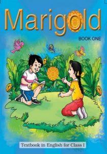 English - Marigold book for class 1