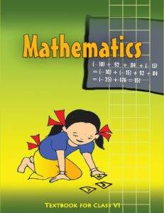 Cover page of Mathematics of Class 6 by Allsol.in