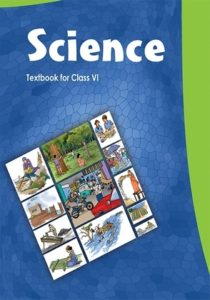 Cover page of Science of Class 6 by Allsol.in
