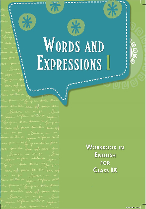 English-Words and Expressions 1 Class 9