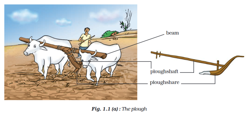 What is a plough