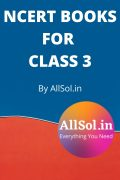 NCERT BOOKS FOR CLASS 3
